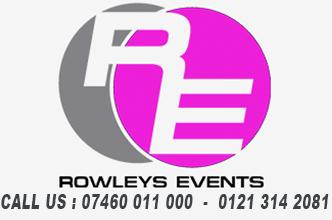 Rowleys Events